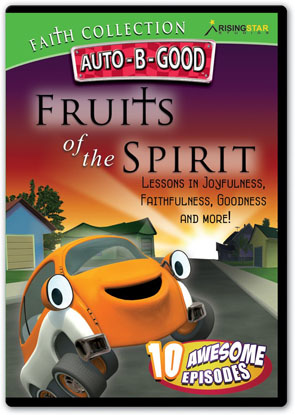 Auto B Good - Fruits Of The Spirit DVD